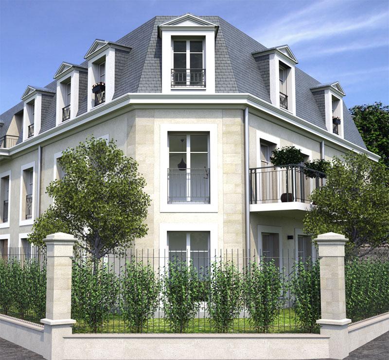 Vente logement Suresnes - JP France Résidences