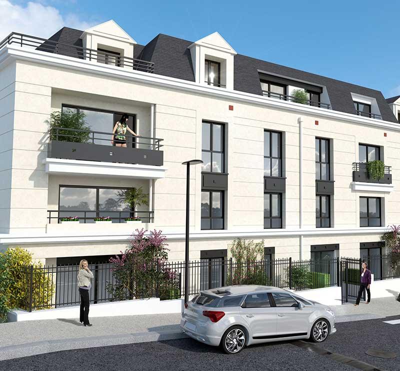 Vente logement Saint-Cyr - JP France Résidences
