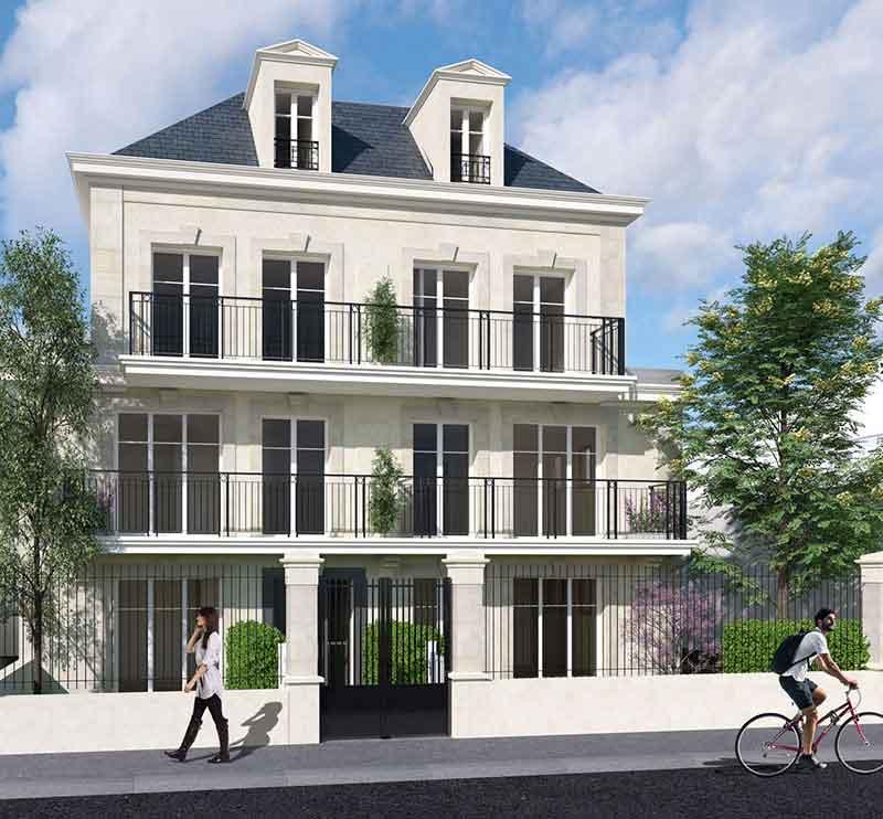 Vente logement Colombes - JP France Résidences